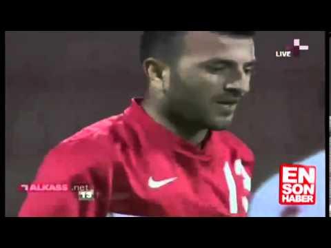 Rıdvan Şimşek'ten müthiş gol   İran 3-2 Türkiye A2 Milli Takım