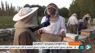 Iran Bee farming & Organic Honey production, Khoy county پرورش زنبور عسل شهرستان خوي ايران