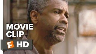 Fences Movie CLIP - What About Me? (2016) - Denzel Washington Movie
