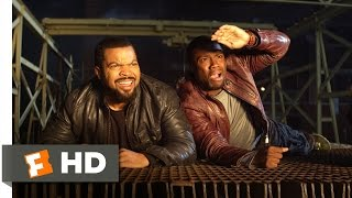 Ride Along (9/10) Movie CLIP - This Ain't No Damn Video Game! (2014) HD