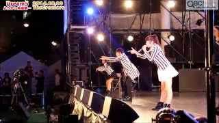 Dream5「ようかい体操第一」@ The Creators ~Powered by Creative Lab Fukuoka~2014.10.10(QBC)