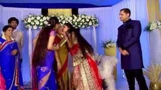 Sidharth + Anjali  Engagement Hilights