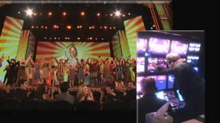 Split Screen Version of BTS Tony Awards Opening Number