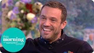 What's Next for Hollyoaks Bad Boy Jamie Lomas? | This Morning