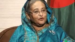 Sheikh Hasina On BBC With Sarkar Kabir Uddin