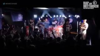 RAM - Bong Teggy & Tierstar vs. Gier & Ben Salomo