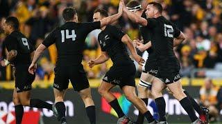 IRC HIGHLIGHTS: Australia v New Zealand