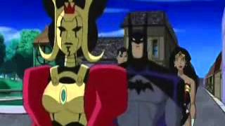 Justice League Unlimited Kids Stuff 3-3