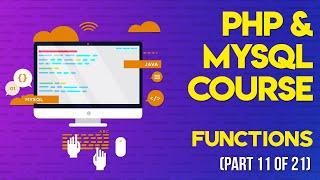 PHP & MySQLi 2015 Tutorials in Urdu/Hindi Part 11 Functions