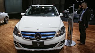 Mercedes Plans to Take On BMW, Tesla With New Electric Car Fleet