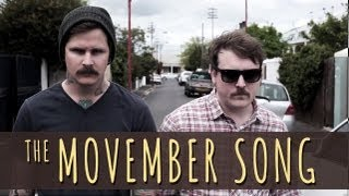 The Movember Song - Derick Watts & The Sunday Blues (Carly Rae Jepsen -