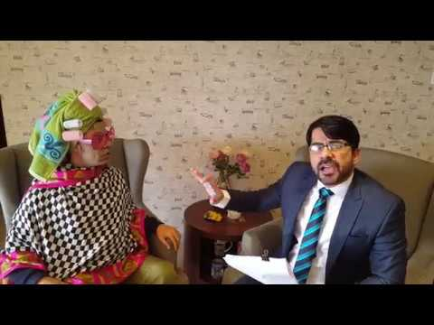 Pammi  Aunty got exposed by Arnab Goswami Part 100