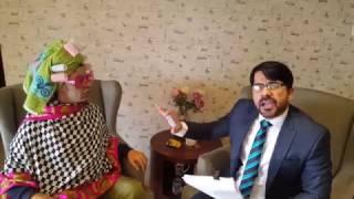 Pammi  Aunty got exposed by Arnab Goswami Part 100