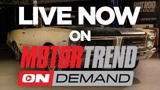 TEASER! Ultimate Road Trip Build: Bare Frame to Driver in 2 Days! - Hot Rod Garage Ep. 52