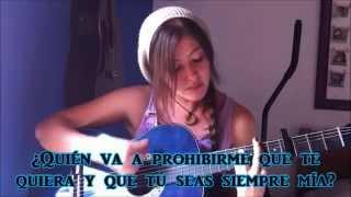 Lo mejor que hay en mi vida//Cover Isa Vel (Letra)