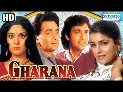 Xxx Mp4 Gharana 1989 HD Eng Subs Rishi Kapoor Govinda Meenakshi Sheshadri Neelam Hindi Movie 3gp Sex