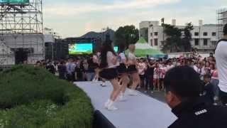 AOA 광주 플래시몹 이벤트