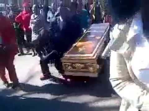 Skhothane s funeral