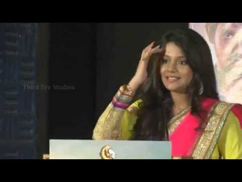 I am director's actress | Aishwarya Dutta | Tamiluku En Ondrai Aluthavum Press Meet