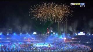 Cricket 2011 World Cup Opening Ceremony HD Part 11 Last Part