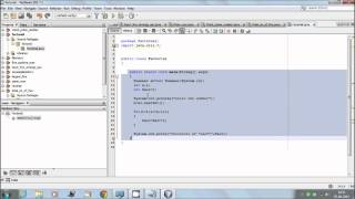 Finding factorial of a Number in Java