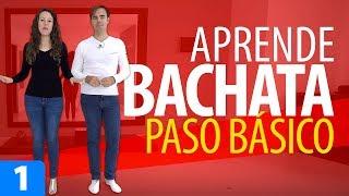 APRENDER A BAILAR BACHATA: PASO BÁSICO – Bachata para Principiantes #1