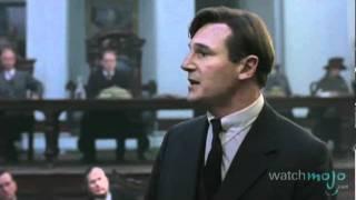 Top 10 Liam Neeson Performances