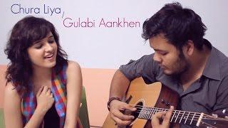 Chura Liya / Gulabi Aankhen | Shirley Setia ft. Umang Bhardwaj | (LIVE ACOUSTIC)
