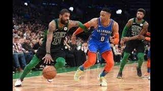 Boston Celtics vs Oklahoma City Thunder NBA Full Highlights (4th February 2019)