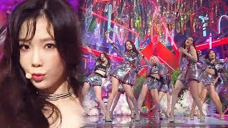 《Comeback Special》 GIRL'S GENERATION(소녀시대) - All Night @인기가요 Inkigayo 20170813