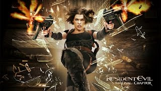 Hollywood Action Movies 2017 Resident Evil 6 Remastered full 1080
