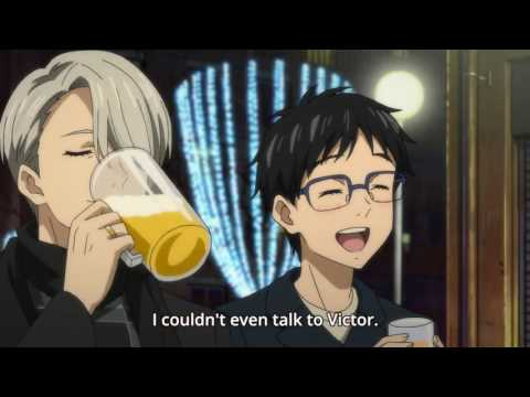 (YURI!!! ON ICE) WHEN VIKTOR REALIZES YUURI DOESN'T REMEMBER ABOUT THE BANQUET