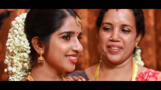 SUKANYA AND SOORAJ  HINDU  WEDDING VIDEO 2017