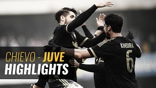 31/01/2016 - Serie A TIM - Chievo-Juventus 0-4