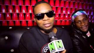 TEAR RUBBER : BEHIND THE SCENE FROM YES MELO REMIX BY DOTMAN FT OLAMIDE