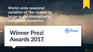 Best Prezi 2017 winner Prezi Awards by Mr.Prezident