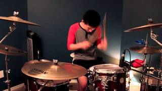 Wiz Khalifa - See You Again (ft. Charlie Puth) - DRUM COVER