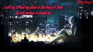 Nightcore-Diary Of Jane (Lyrics)