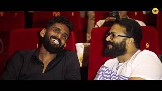 ക്യാപ്റ്റൻ കാണാൻ കേരള ബ്ലാസ്റ്റേഴ്സ് താരങ്ങൾ എത്തിയപ്പോൾ | CK Vineeth at Captain special screening