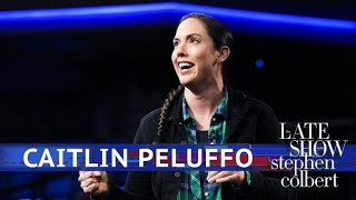 Caitlin Peluffo Is The Woman You Want On A Camping Trip