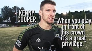 Interview: Kenny Cooper vs PSA Elite