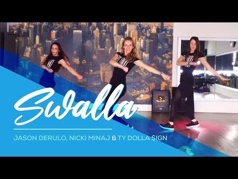 Xxx Mp4 Swalla Jason Derulo Ft Nicki Minaj Ty Dolla Ign Easy Fitness Dance Baile Coreo Choreo 3gp Sex