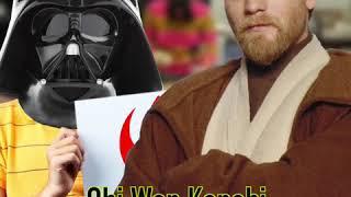 BBC Scotland:  Darth Vader as a  Fifer