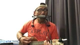 Joy to the world (harmonica and ukulele cover)