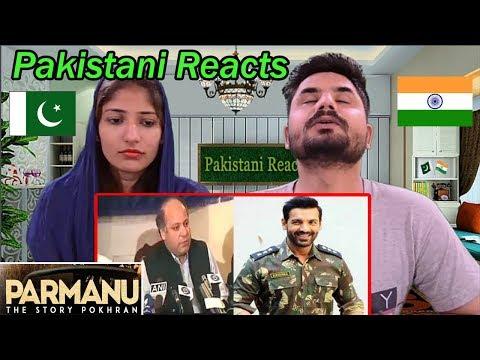 Xxx Mp4 Pakistani Reacts To PARMANU The Story Of Pokhran OFFICIAL TRAILER John Abraham Diana Penty 3gp Sex