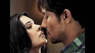 Randeep Hooda and Aditi Rao Hydari Hot Kissing
