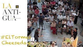 #LaMesadeLantigua #NoTeCortes en #ElTormesCheeseDay