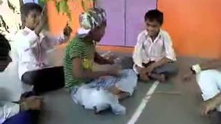 A Funny Gujarati Boy Bhuwa Natak