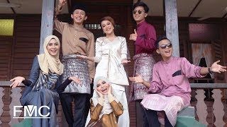 Wany, Ernie, Wani, Shamim , Tajul & Haqiem - Lebaran Terindah (Official Music Video)