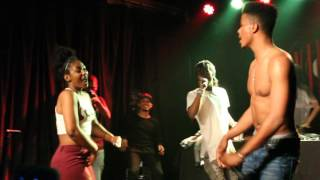 Trevor Jackson - Nights Like This feat Skooly (Live) ATL